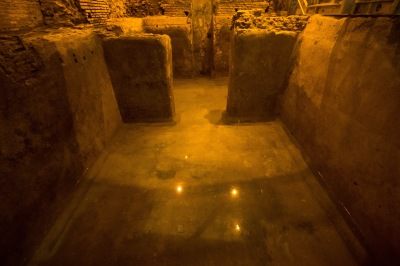 Vicus Caprarius Cisterna Acquedotto Vergine